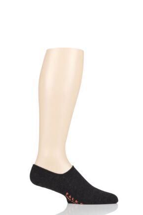 Mens 1 Pair Falke Keep Warm Virgin Wool Trainer Socks