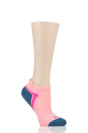 Ladies 1 Pair 1000 Mile Ultra Low Rise Socks