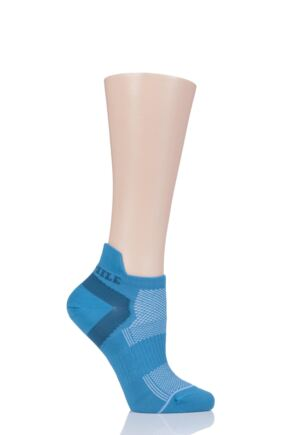 Ladies 1 Pair 1000 Mile Tactel Ultimate Technical Racing Trainer Socklet