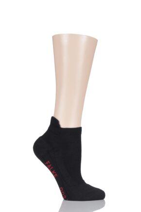 Ladies 1 Pair Falke Medium Volume Ergonomic Cushioned Golf Sneaker Socks