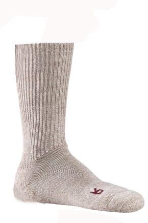 Mens and Ladies 1 Pair Falke Walke Ergonomic Boot Socks In 2 Colours