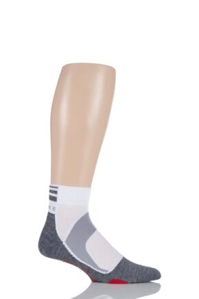 Mens 1 Pair Falke BC5 Low Volume Road Cycling Socks