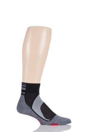 Mens 1 Pair Falke BC5 Low Volume Road Cycling Socks