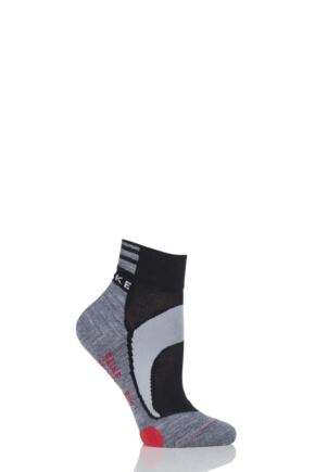 Ladies 1 Pair Falke BC5 Low Volume Road Cycling Socks