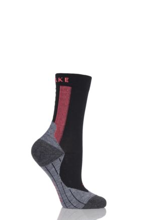 Ladies 1 Pair Falke RU Achilles Socks with Achilles Massage Nodes