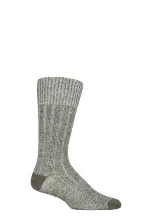 Mens 1 Pair 1000 Mile Ultimate Heavyweight Walking Sock