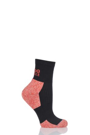 Ladies 1 Pair 1000 Mile Ultra Performance Cupron Sports Socks