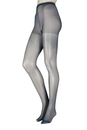 Ladies 1 Pair Elle Tights 20 Denier 100% Nylon