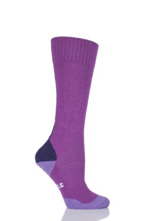 Ladies 1 Pair 1000 Mile Tactel Fusion Walking Socks