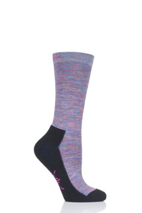 Ladies 1 Pair Burlington Adventure Girl Walking and Hiking Socks