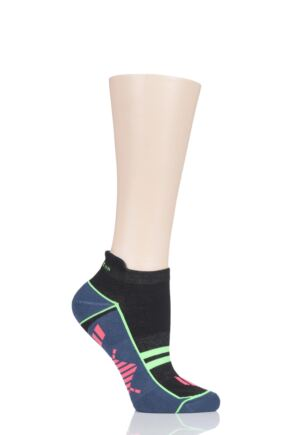 Ladies 1 Pair Burlington Training Girl Sports Trainer Socks