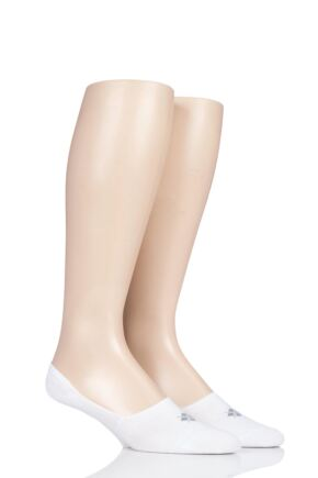 Mens 2 Pair Burlington Everyday Invisible Cotton Socks