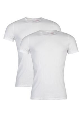 Mens Jockey 3D Innovation T-Shirt 2 FOR THE PRICE OF 1