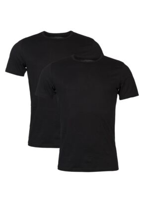 Mens Jockey 3D Innovation T-Shirt 2 FOR THE PRICE OF 1