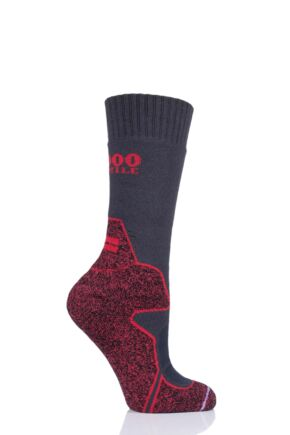 Mens and Ladies 1 Pair 1000 Mile Heat Walking Sock