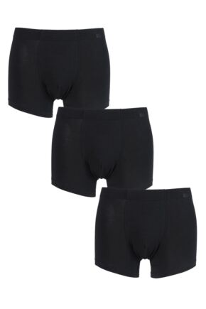 Mens 3 Pack Jockey Cotton Plus Boxer Shorts