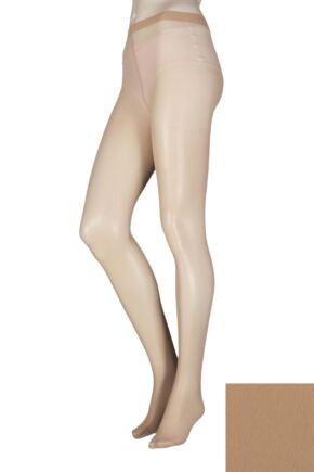 Ladies 1 Pair Elle Tights 30 Denier 100% Nylon