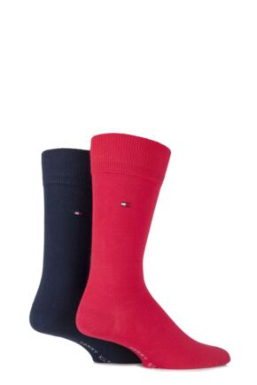 Tommy Hilfiger Classic Plain Cotton Socks
