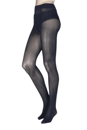 Ladies 1 Pair Falke Pure Matt 50 Tights