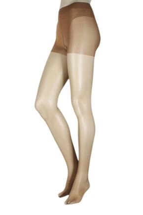 Ladies 1 Pair Falke 15 Denier Leg Energizing Compression Tights