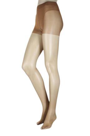 Ladies 1 Pair Falke 15 Denier Leg Energizing Compression Tights