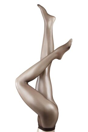 Ladies 1 Pair Falke Net Tights