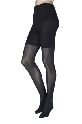 Ladies 1 Pair Falke Beauty Plus 50 Denier Semi Opaque Tights