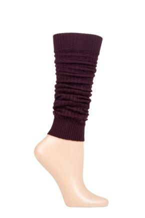 Ladies 1 Pair Falke Impulse Rib Leg Warmers