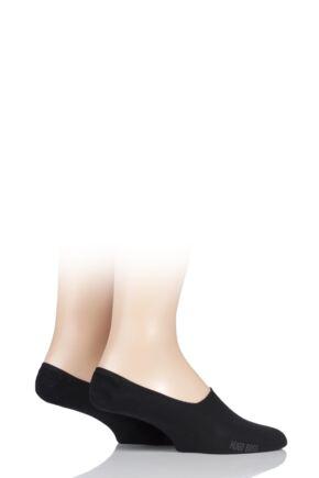 Mens 2 Pair BOSS Plain Shoe Liner