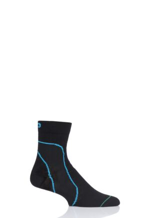 Mens and Ladies 1 Pack 1000 Mile Ultimate Compression Support Sock
