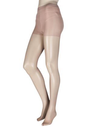 Ladies 1 Pair Calvin Klein Sheer Essentials 15 Denier Tights