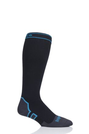 Bridgedale 1 Pair 100% Waterproof Mid-weight Knee High StormSocks