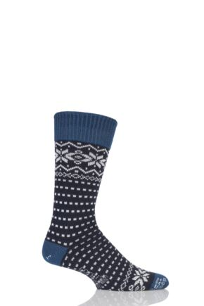 Corgi Heavyweight Wool Fair Isle Socks
