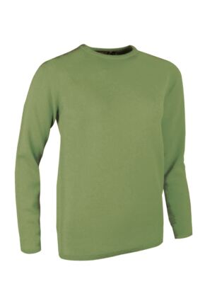 Ladies Great & British Knitwear Made In Scotland 100% Cashmere Round Neck Browns and Greens Foliage Extra Large