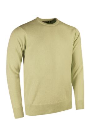 Mens Great & British Knitwear Made In Scotland 100% Cashmere Crew Neck