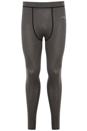 Mens 1 Pack Glenmuir Compression Base Layer Leggings