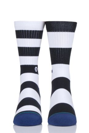 Mens and Ladies 1 Pair Stance Mariner St Cotton Socks