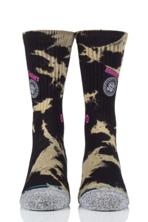 Mens and Ladies 1 Pair Stance The Ramones 1976 Combed Cotton Socks