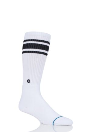 Mens and Ladies 1 Pair Stance Boyd Pipe Bomb St Cotton Socks