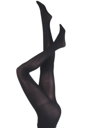 Ladies 1 Pair Charnos Ambra 70 Denier Baby Bump Maternity Tights