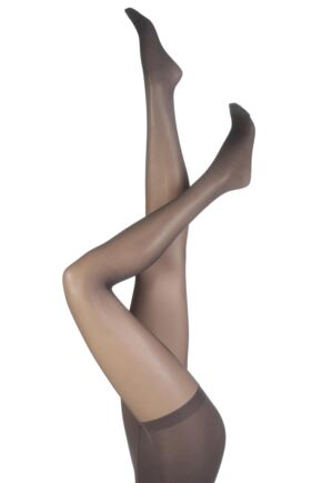 Ladies 1 Pair Elbeo Sheer Magic Medium Support XL Tights