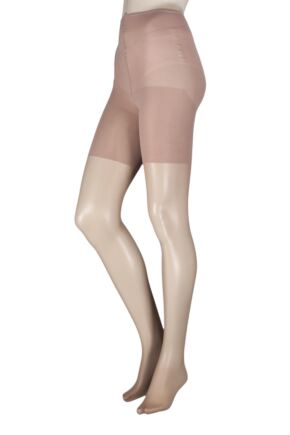 Ladies 1 Pair Pretty Legs Xceptionelle Plus Size Lycra Tights