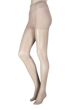 Ladies 1 Pair Pretty Legs 15 Denier Revitaliser Soft Shine Compression Tights