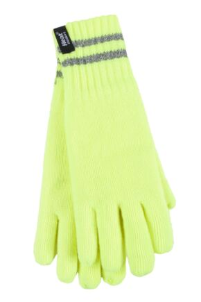 Heat Holders 1 Pack Workforce Gloves Bright Yellow Small / Medium