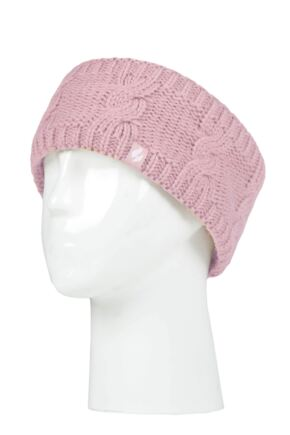 Ladies 1 Pack SOCKSHOP Heat Holders Alta Headband