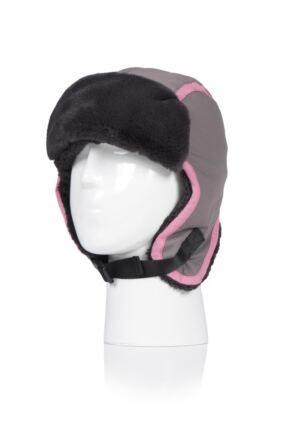 Kids 1 Pack SOCKSHOP Heat Holders Trapper Hat