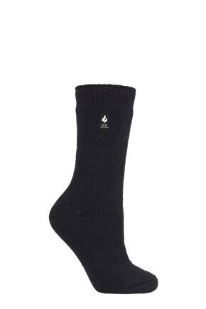 Ladies 1 Pair SOCKSHOP Original Heat Holders 2.3 TOG Thermal Socks