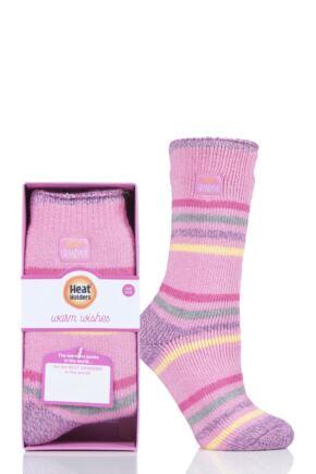 Ladies 1 Pair Heat Holders Gift Boxed Socks