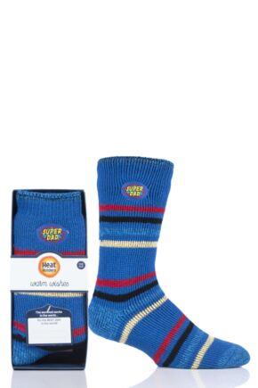 Mens 1 Pair Heat Holders Gift Boxed Socks