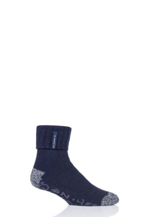 Mens 1 Pair Heat Holders Whittaker Lounge Socks